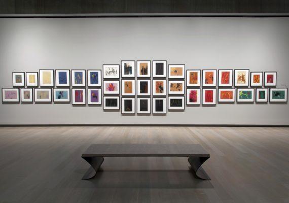 Clyfford Still Museum – Works on Paper